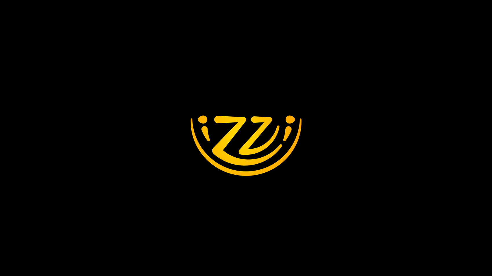 izzi logo design