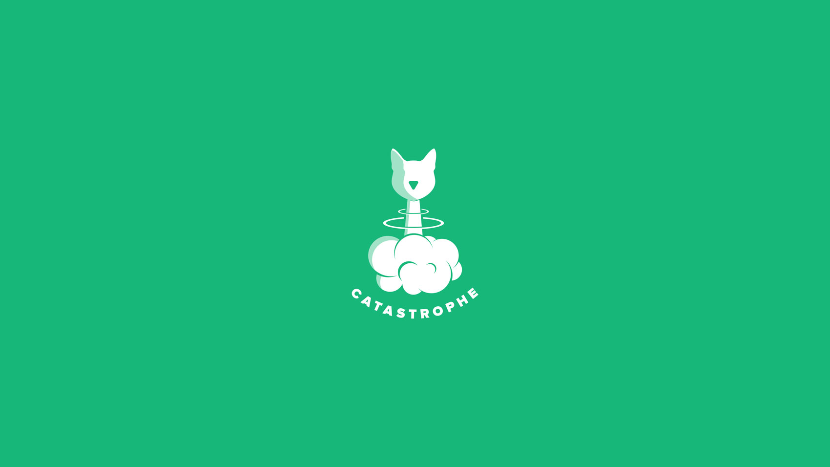 Catastrophe logo design